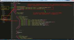 织梦DEDE的首页的CSS样式怎么修改?